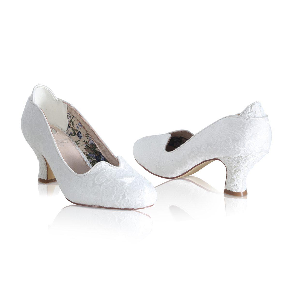 Perfect Bridal Vivian Shoes