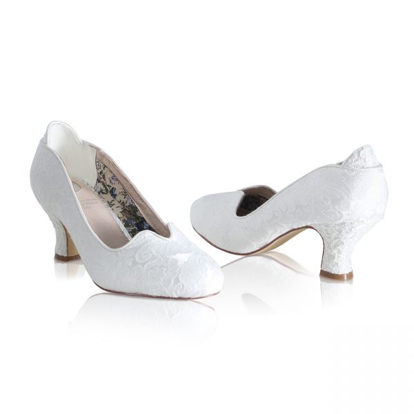 Perfect Bridal Vivian Shoes