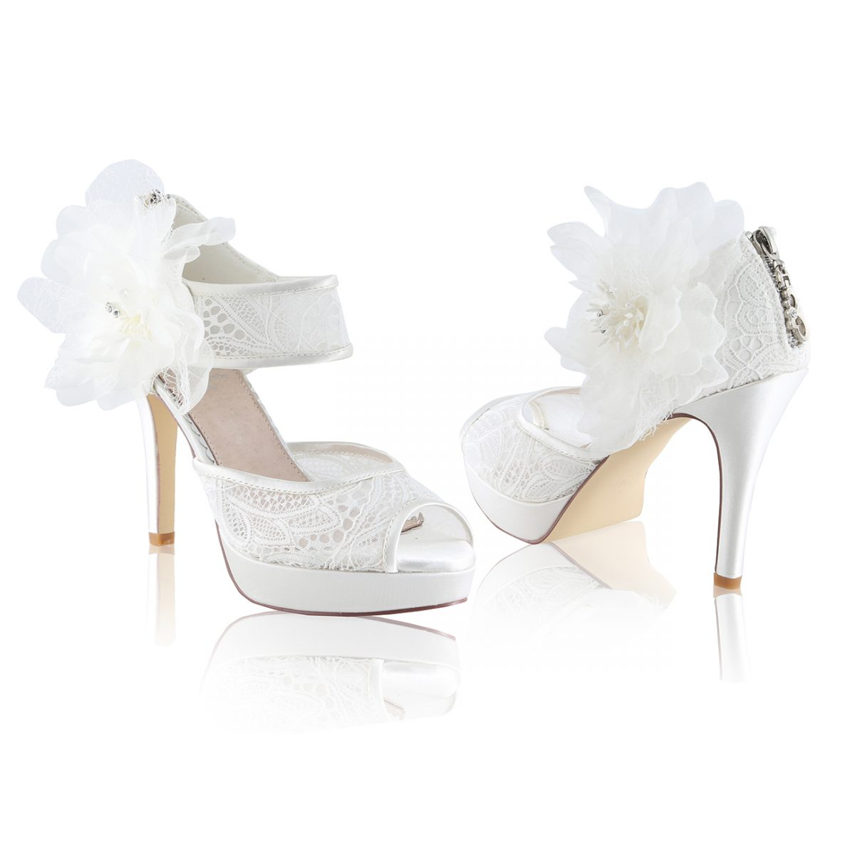 Perfect Bridal Zoey Shoes