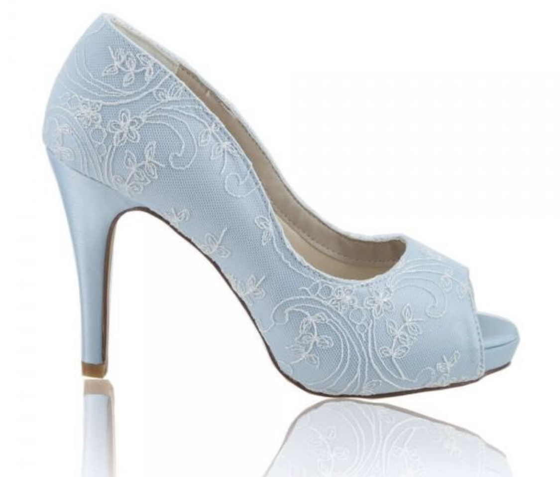 Perfect Bridal Celina Shoe 1