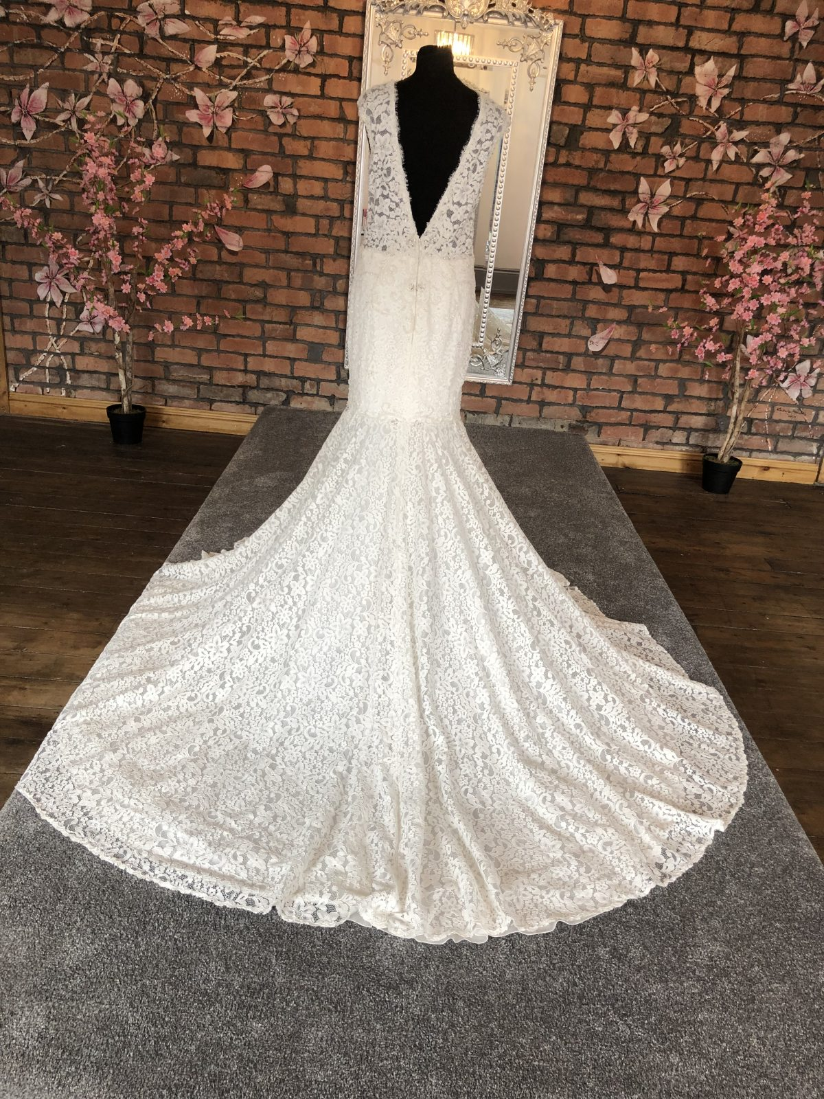 Calla Blanche Wedding Dress 2