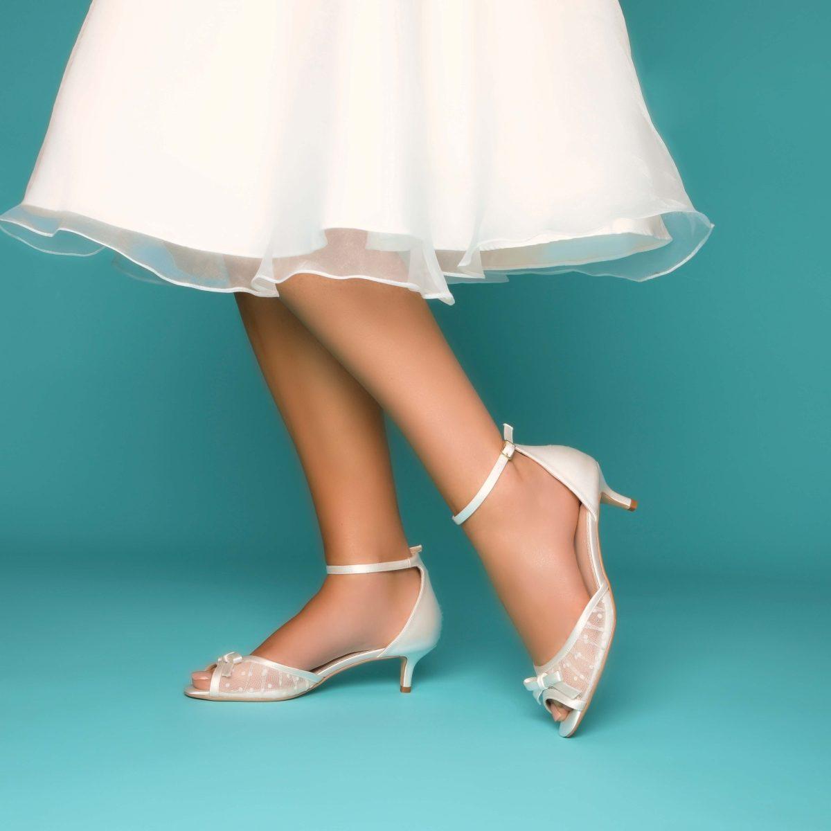 Perfect Bridal Eadie Shoes 2