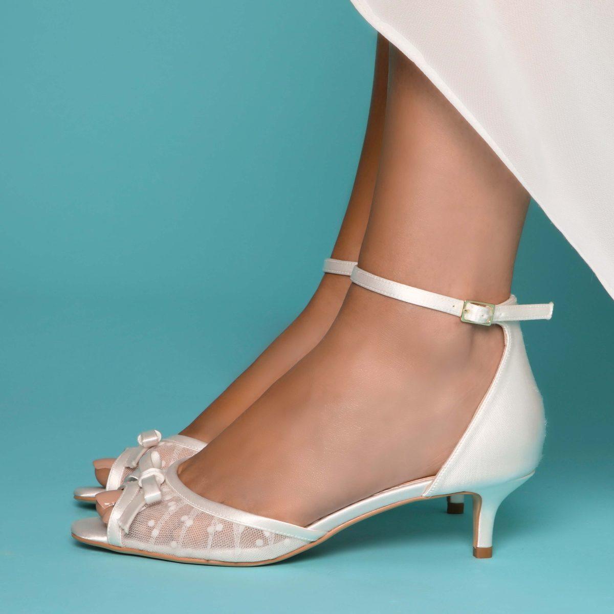 Perfect Bridal Eadie Shoes 1
