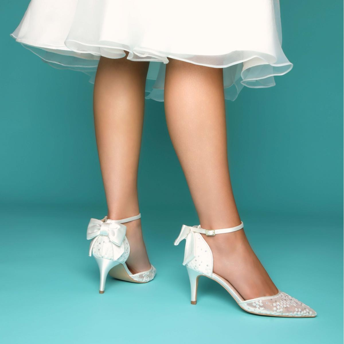 Perfect Bridal Florence Shoes 2