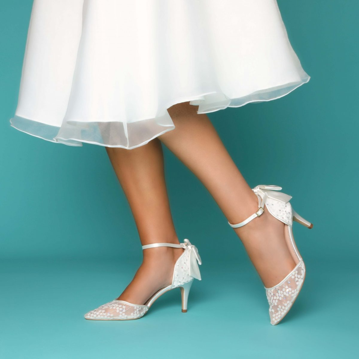 Perfect Bridal Florence Shoes 3