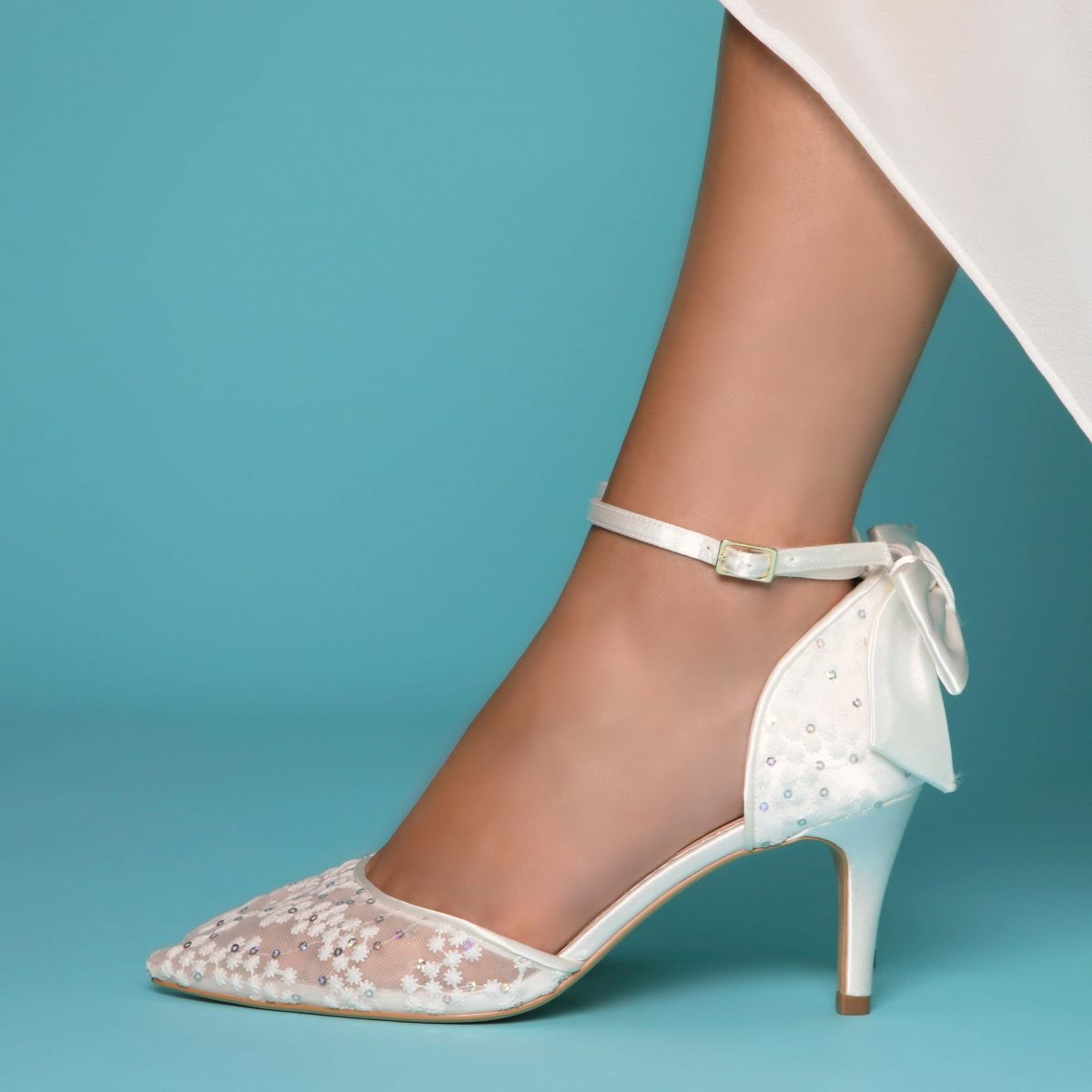 Perfect Bridal Florence Shoes 1