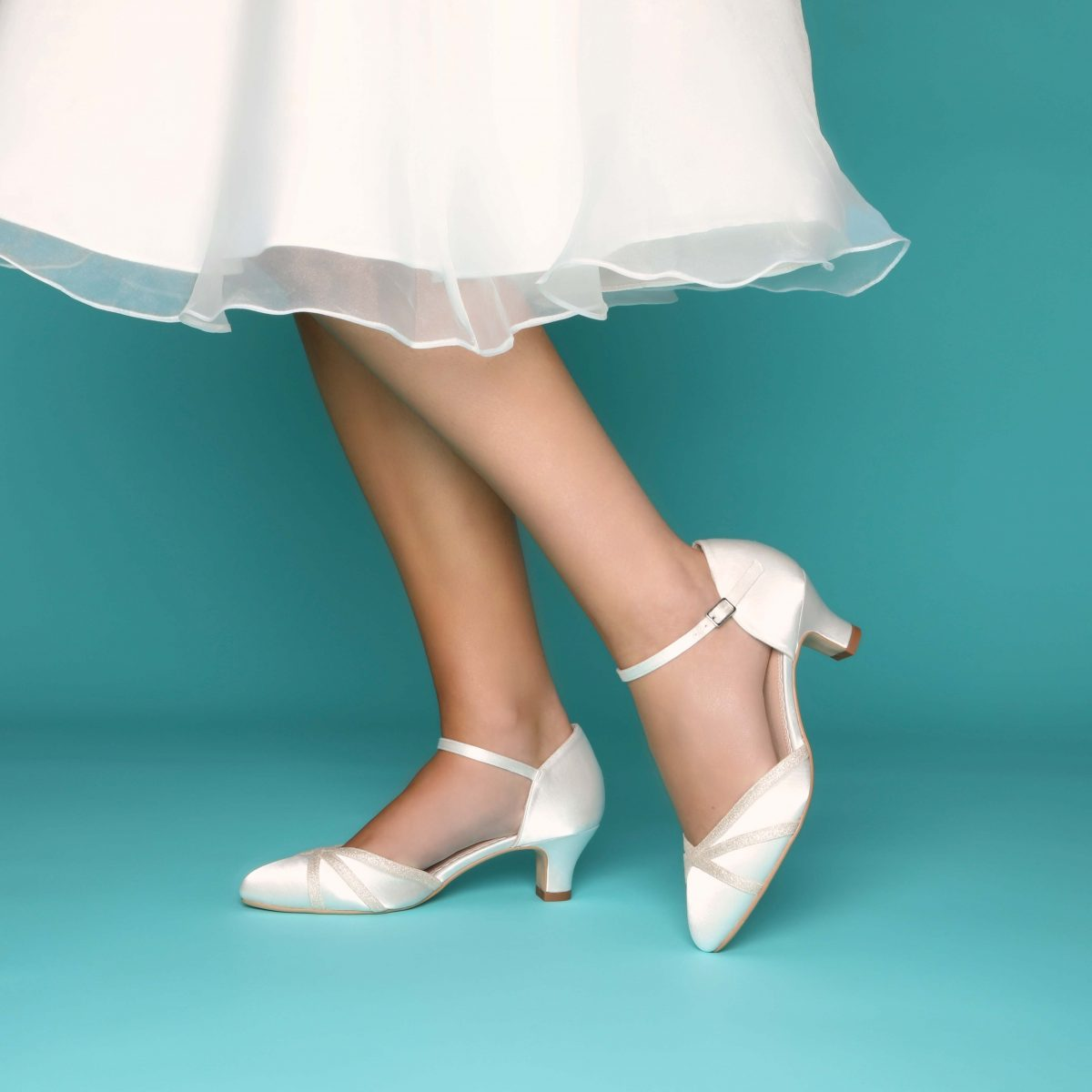 Perfect Bridal Maddie Shoes 1