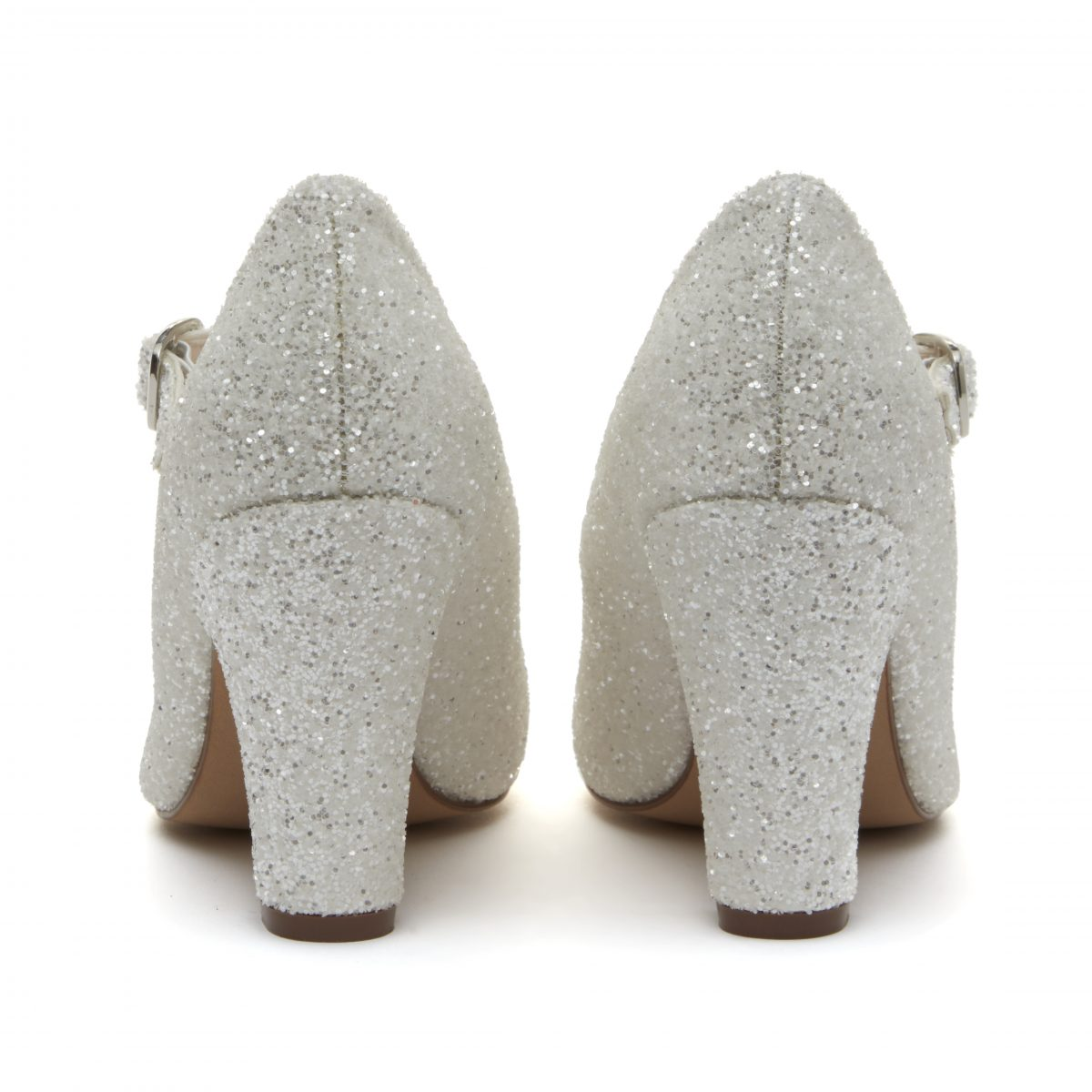 Rainbow Club Madeline Mary Jane Shoes - Snow Glitter 4