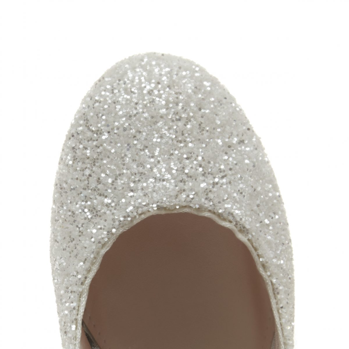 Rainbow Club Madeline Mary Jane Shoes - Snow Glitter 3