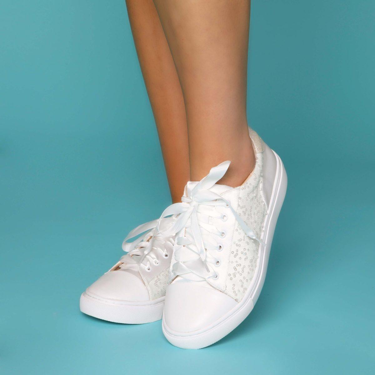 Perfect Bridal Nikki Sneakers 3