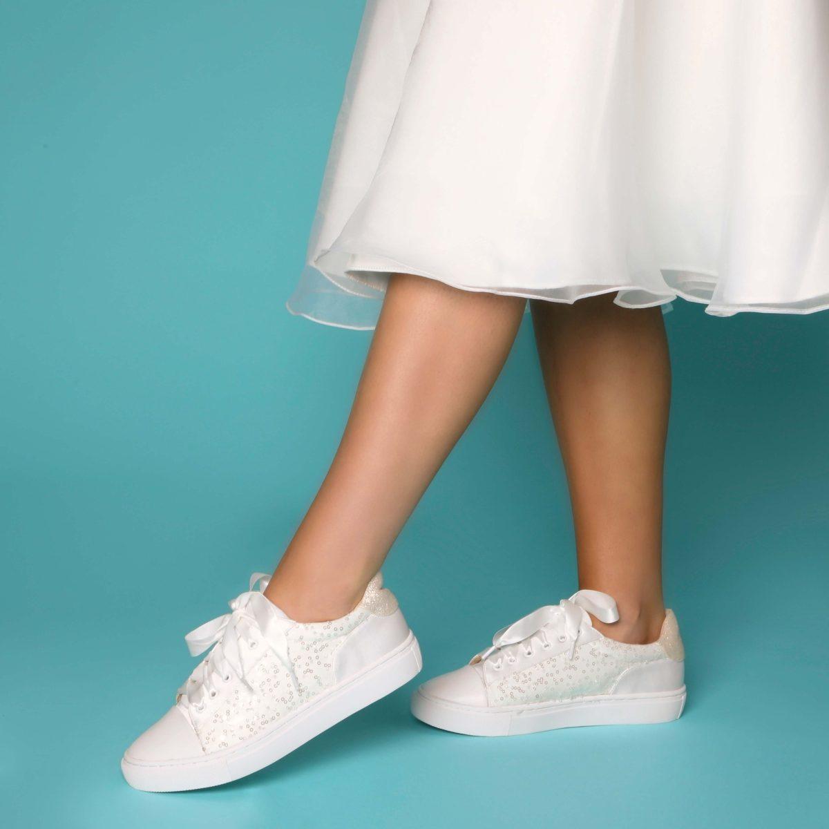 Perfect Bridal Nikki Sneakers 2