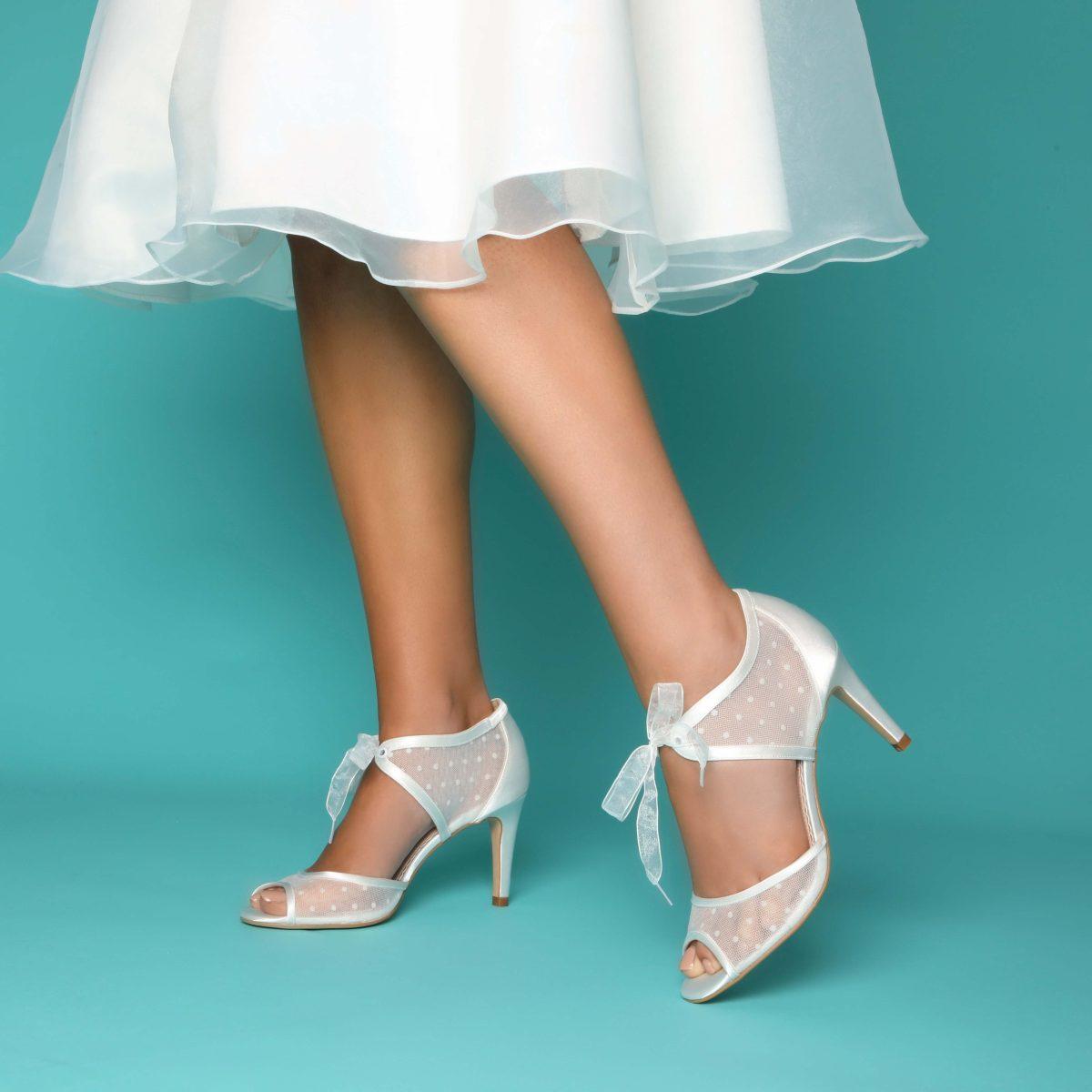 Perfect Bridal Petra Shoes 1