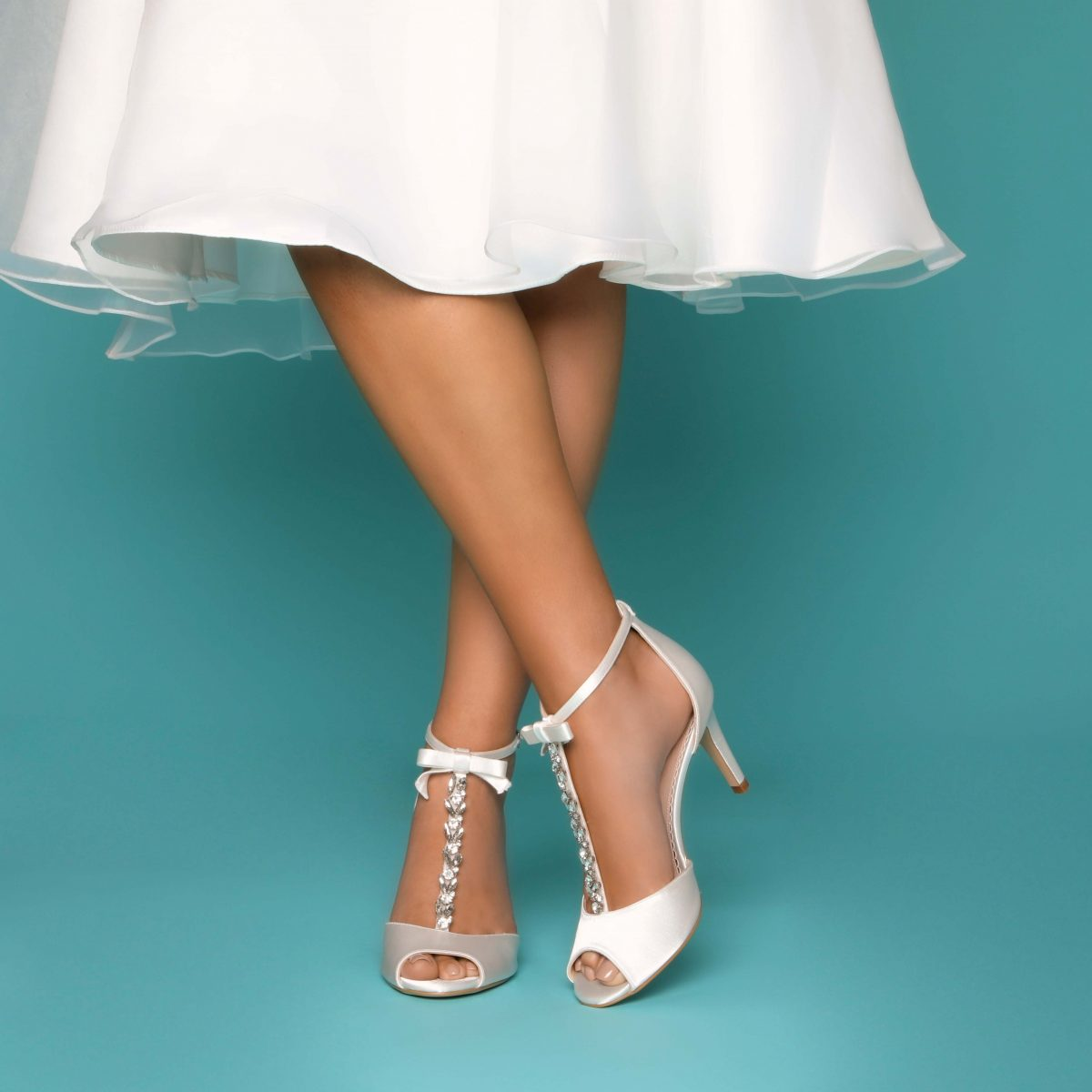 Perfect Bridal Phoenix Shoe 1