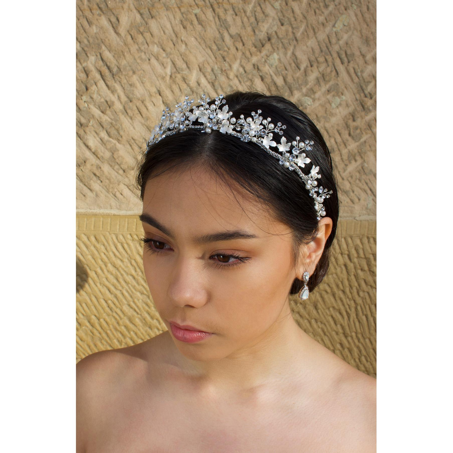 Windsor Anita Low Crown Silver - WH688 1