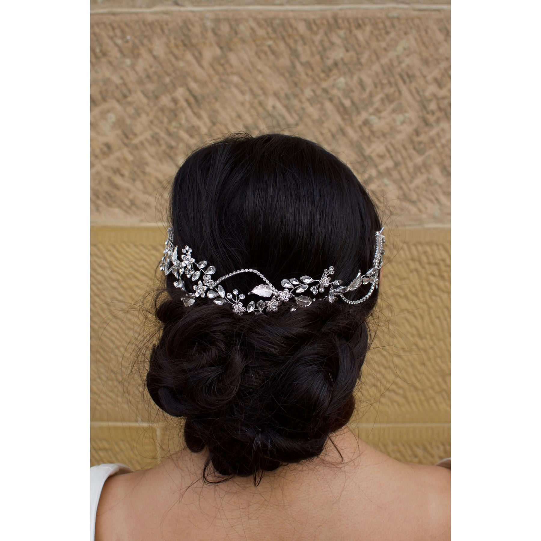 Windsor Elle Silver Hair Vine - WV203 1