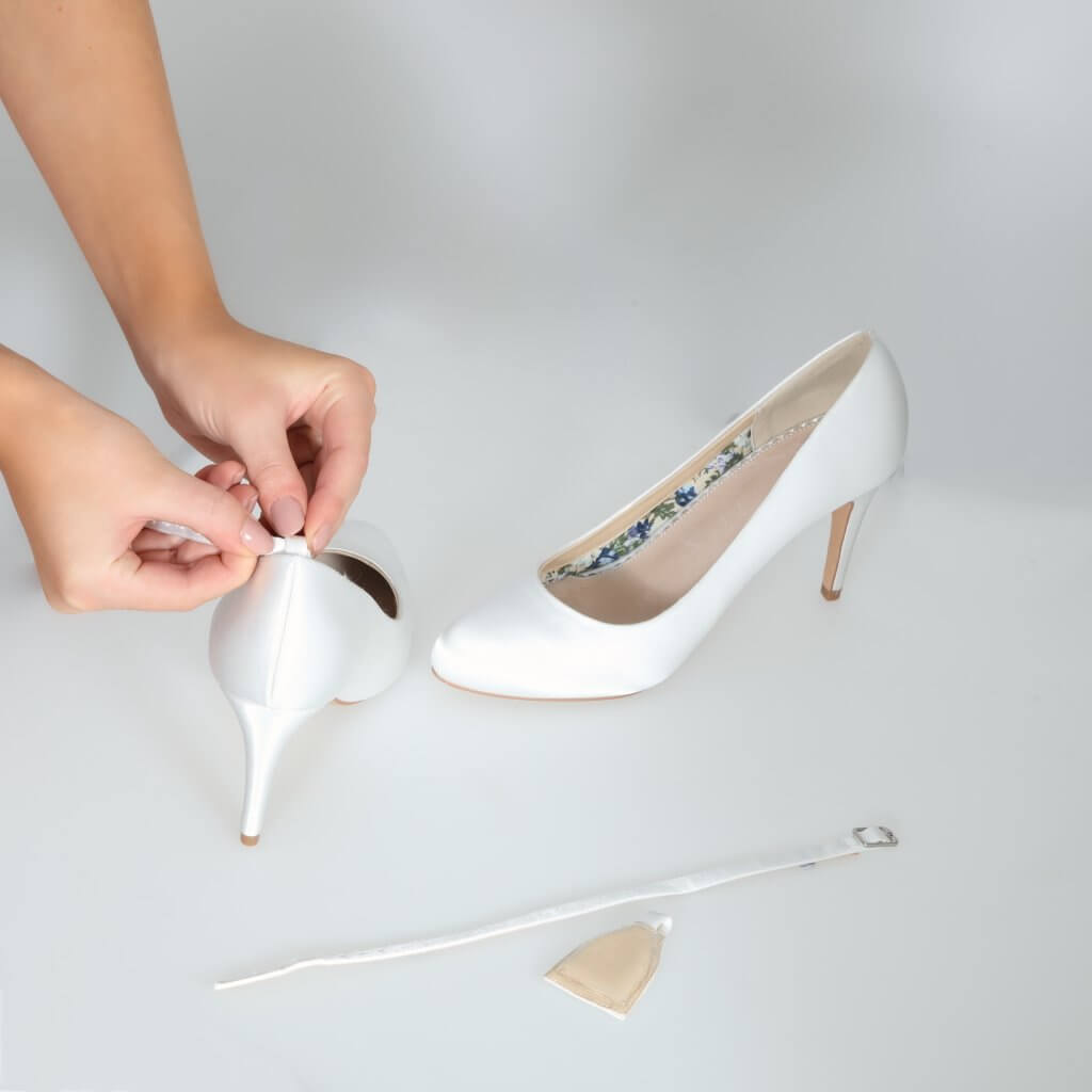 Perfect Bridal Detachable Ankle Strap 3