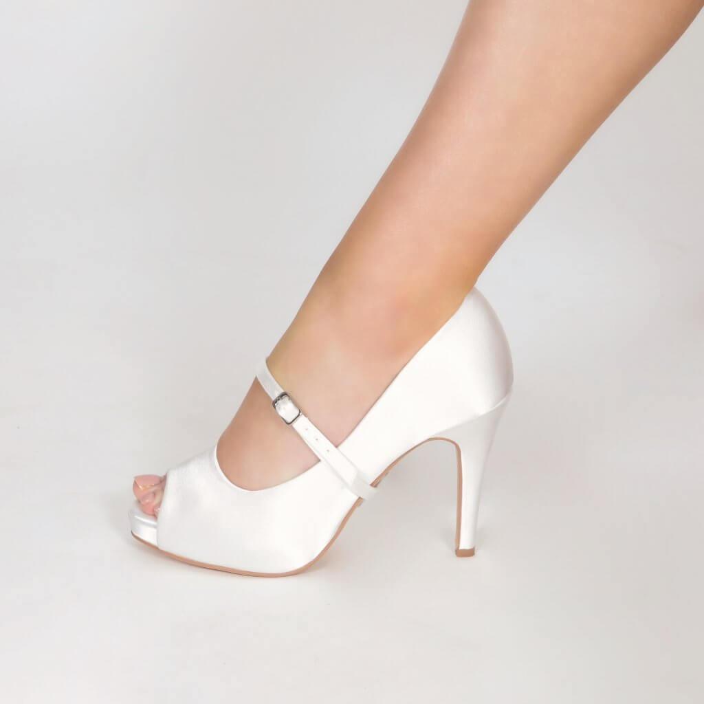 Perfect Bridal Detachable Instep Strap - Narrow 4