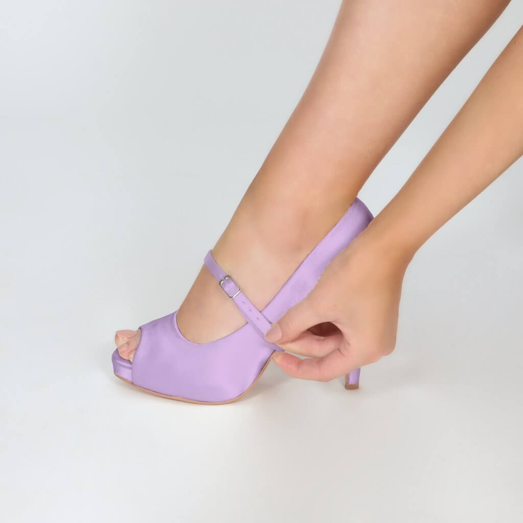 Perfect Bridal Detachable Instep Strap - Narrow 5
