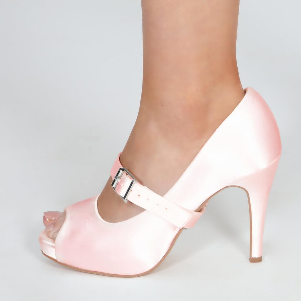 Perfect Bridal Detachable Instep Strap - Wide 5