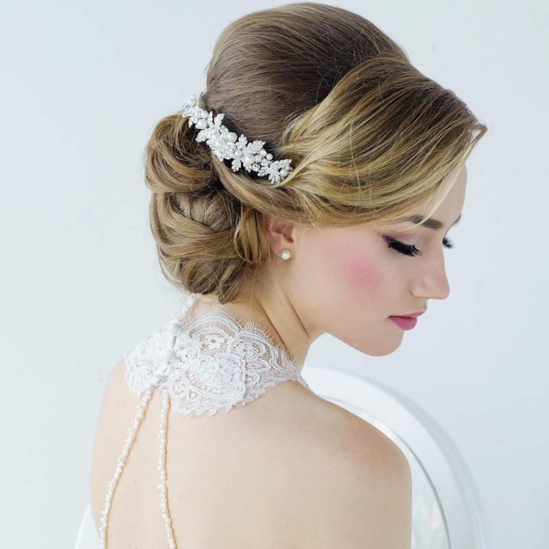 Maisie Wedding Hair Comb 1