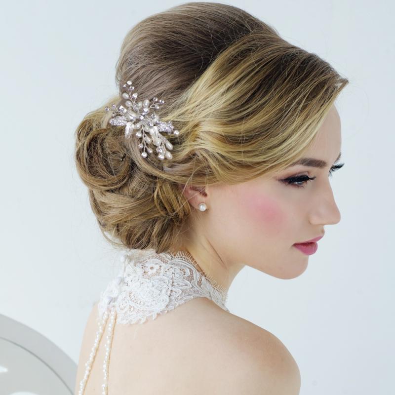 SassB Collection - Erin - Crystal Treasure Headpiece 2