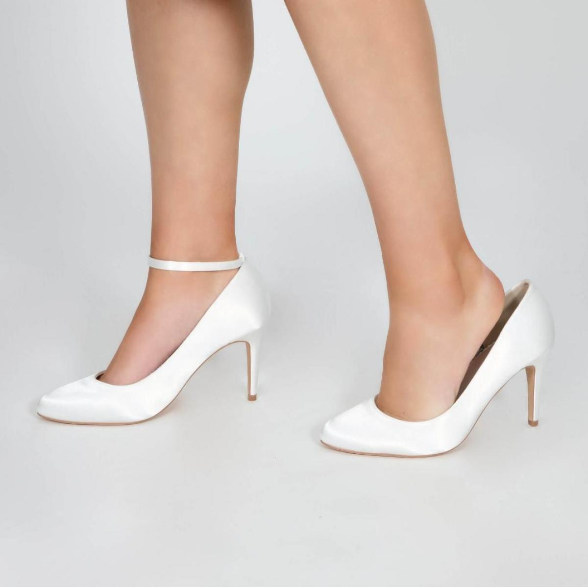 Perfect Bridal Detachable Ankle Strap 4