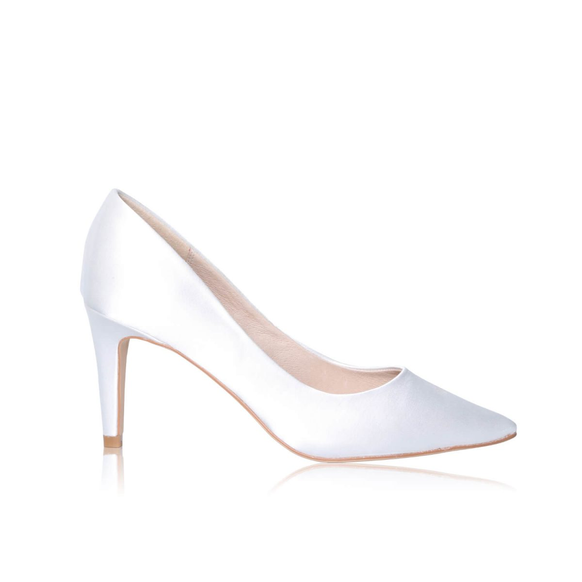 Perfect Bridal Rachel Shoes - Ivory 1