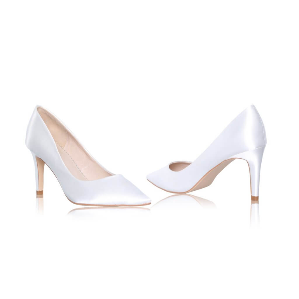Perfect Bridal Rachel Shoes - Ivory 3