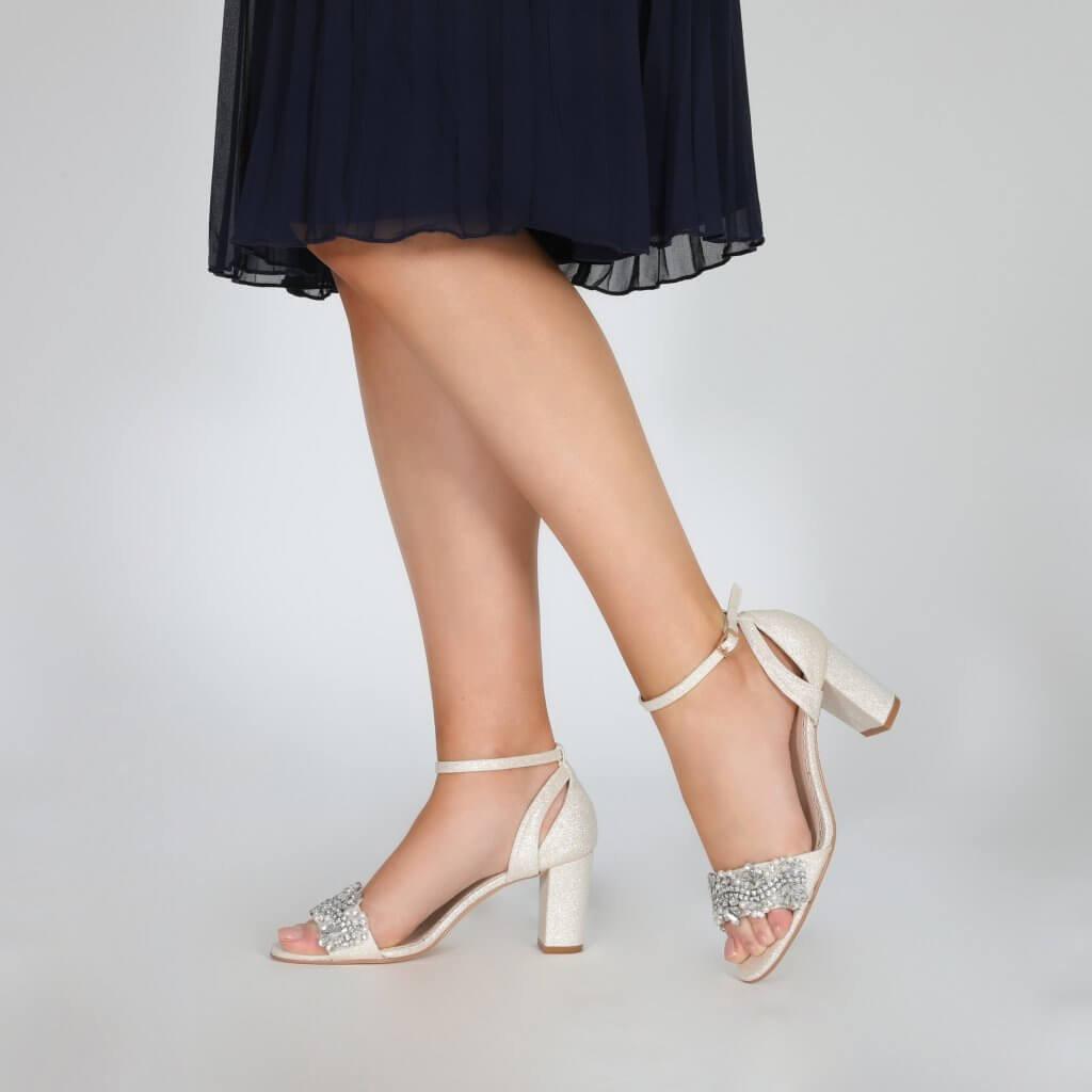 Perfect Bridal Alexa - Gold shimmer 2