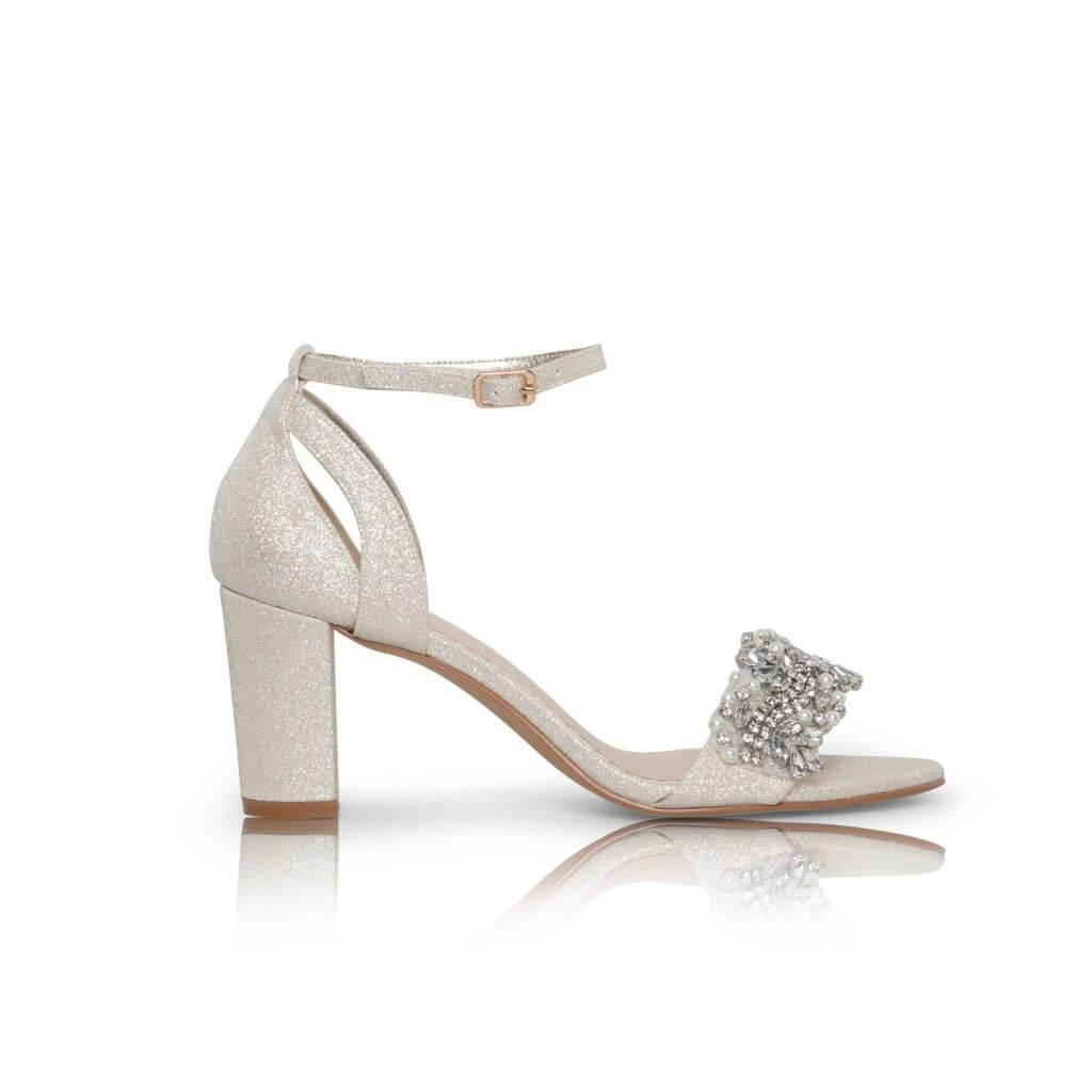 Perfect Bridal Alexa - Gold shimmer 1