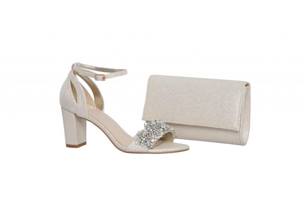 Perfect Bridal Alexa - Gold shimmer 3