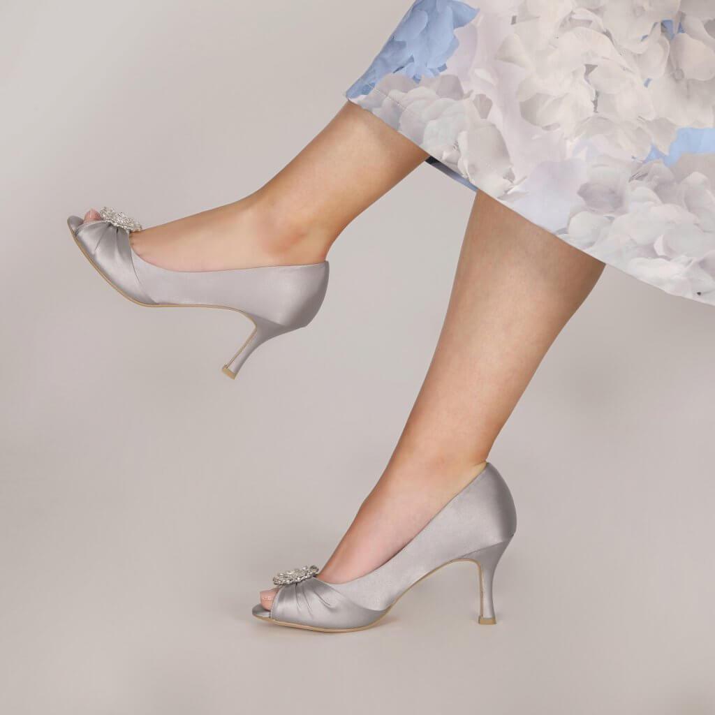 Perfect Bridal Gina - Silver 3