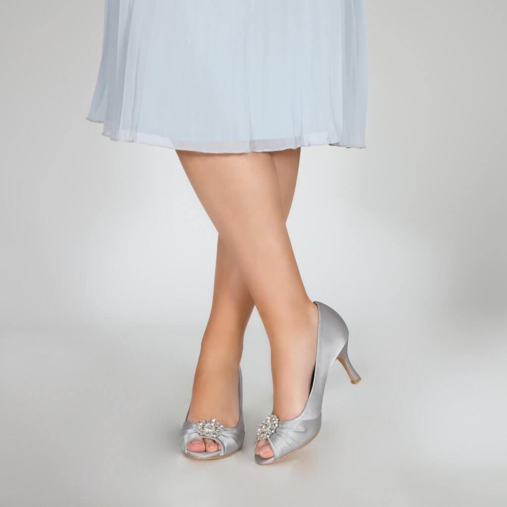 Perfect Bridal Gina - Silver 2