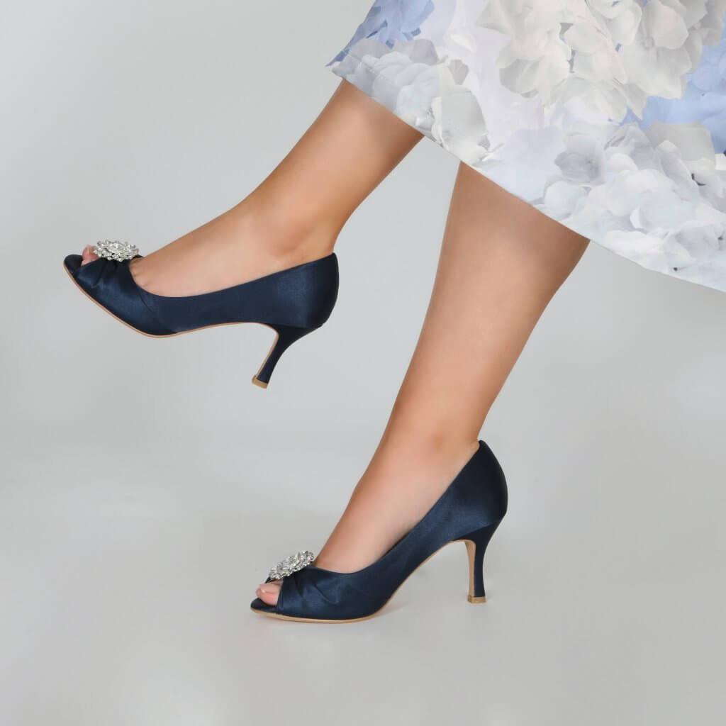 Perfect Bridal Gina - Navy 3