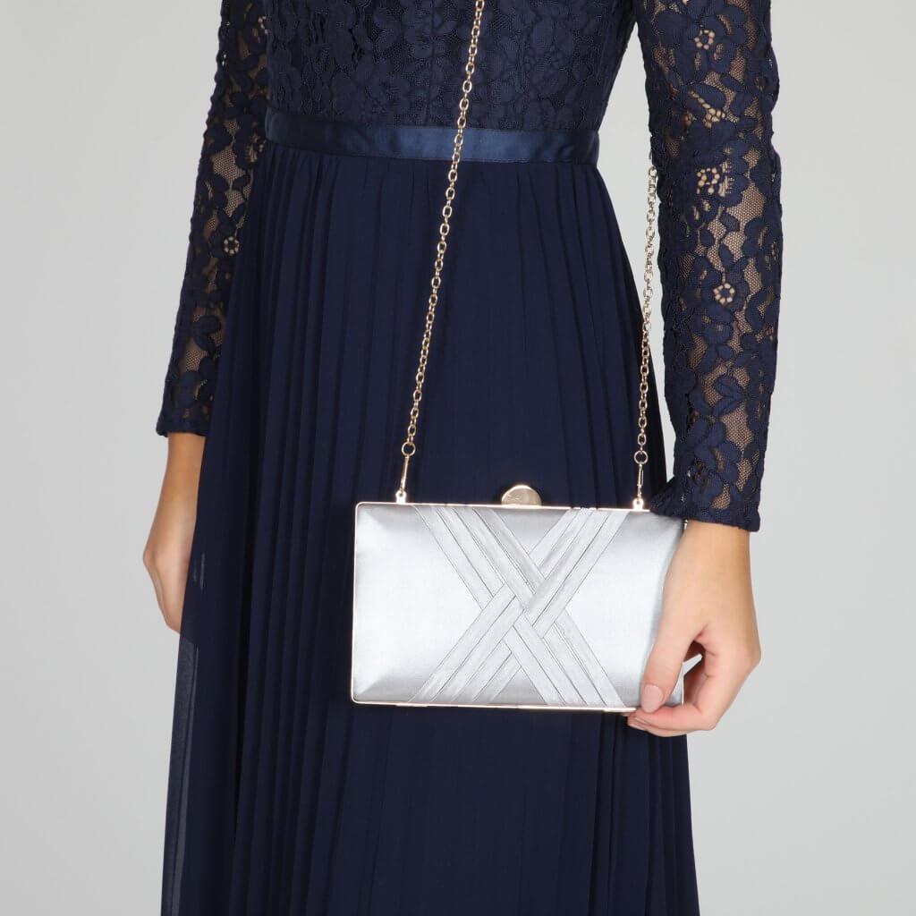 Perfect Bridal Bay Bag - Silver 2