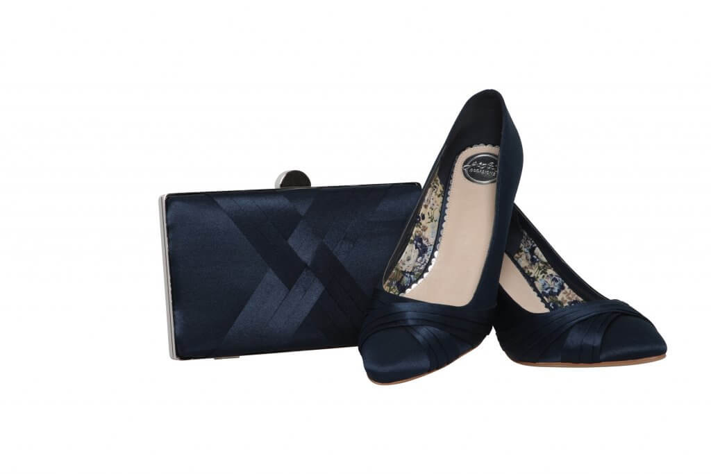 Perfect Bridal Bay Bag - Navy 3
