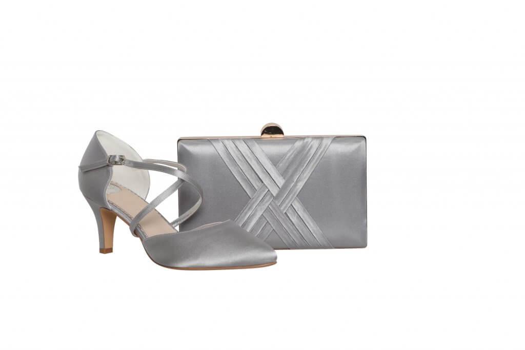 Perfect Bridal Bay Bag - Silver 3