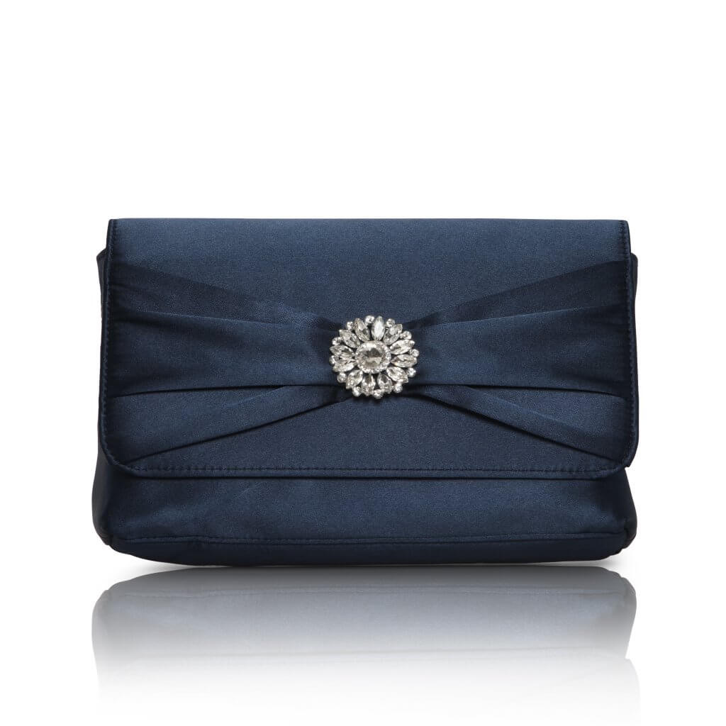 Perfect Bridal Cerise Bridal Bag - Navy 1