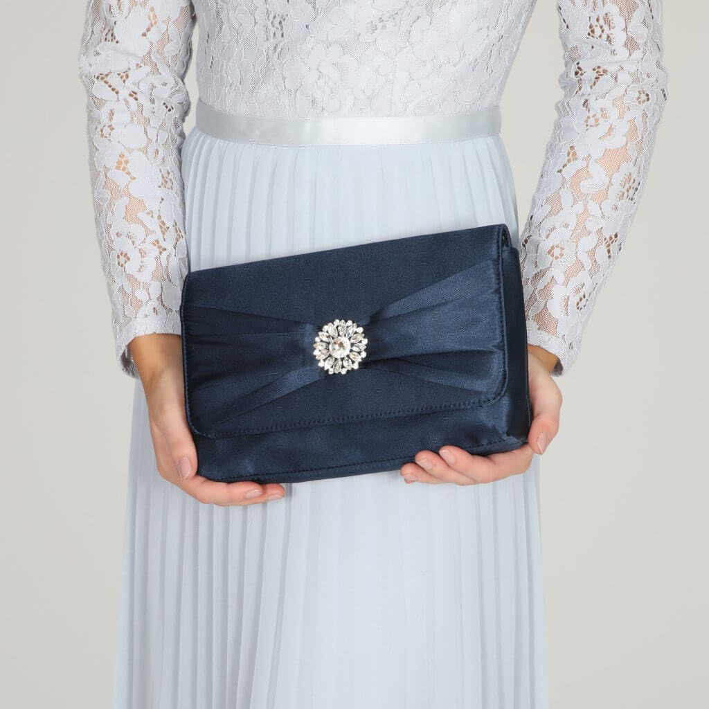 Perfect Bridal Cerise Bridal Bag - Navy 2