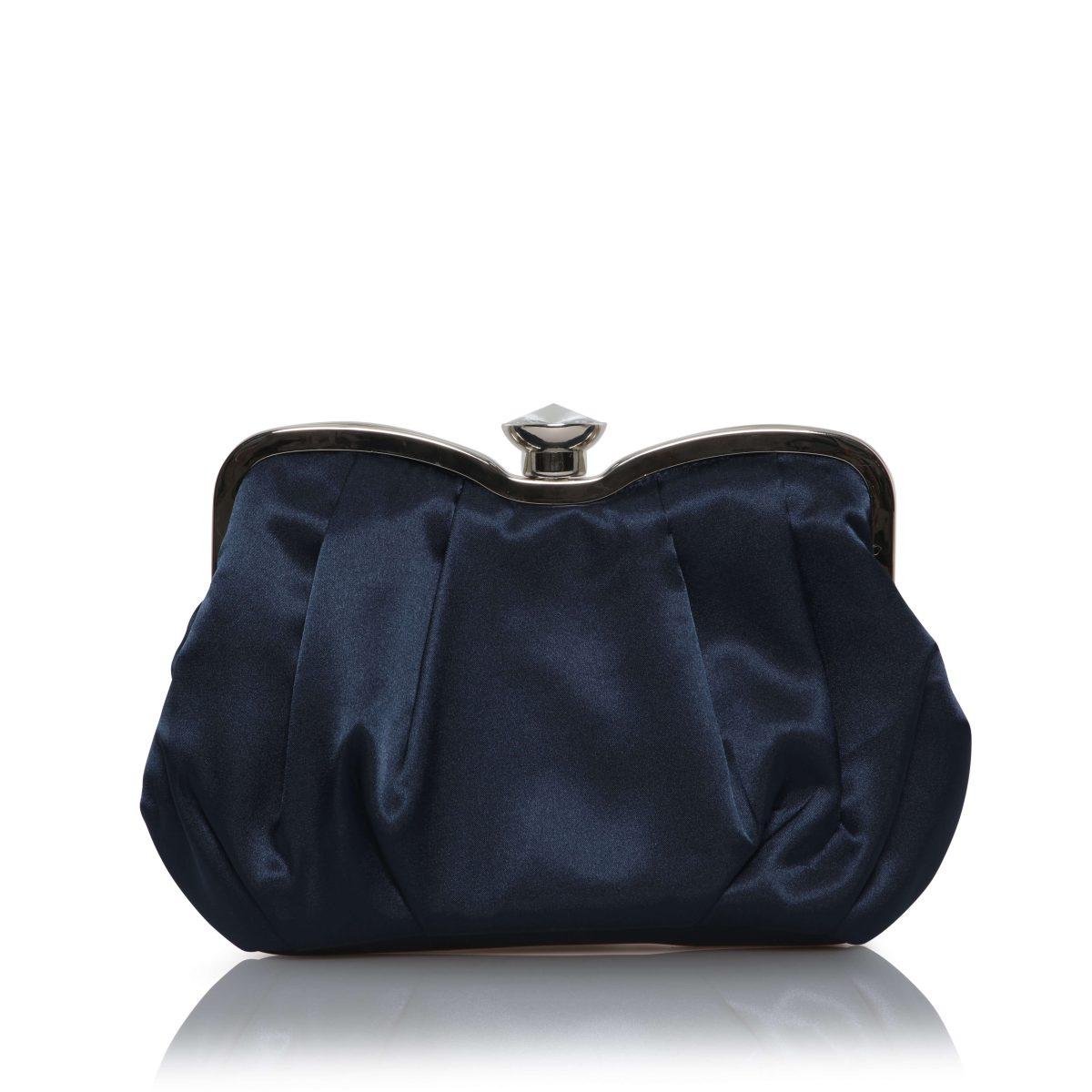 Perfect Bridal Ginger Bag - Navy 1