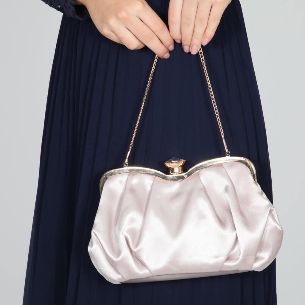 Perfect Bridal Ginger Bag - Taupe 2