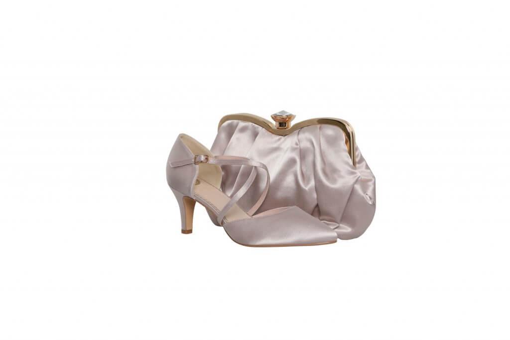 Perfect Bridal Ginger Bag - Taupe 3