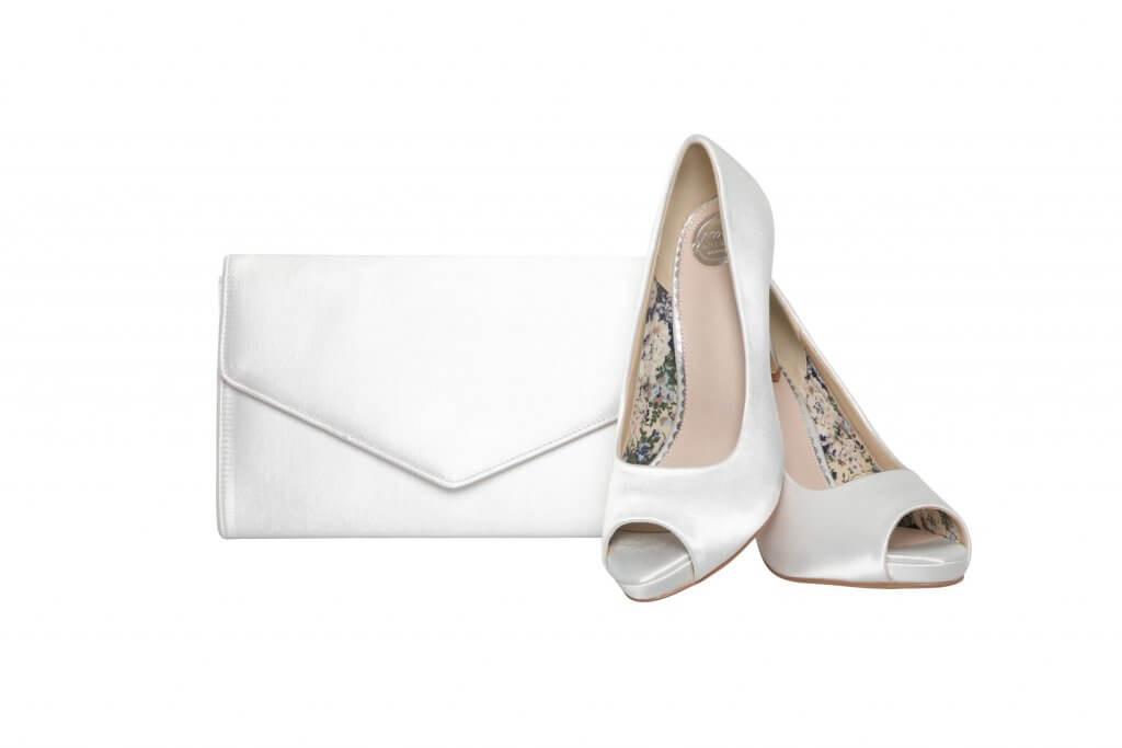 Perfect Bridal Heather Bridal Bag - Ivory 4