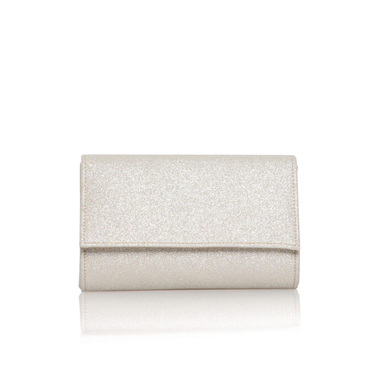 Perfect Bridal Lola Bridal Bag - Gold  Shimmer 1