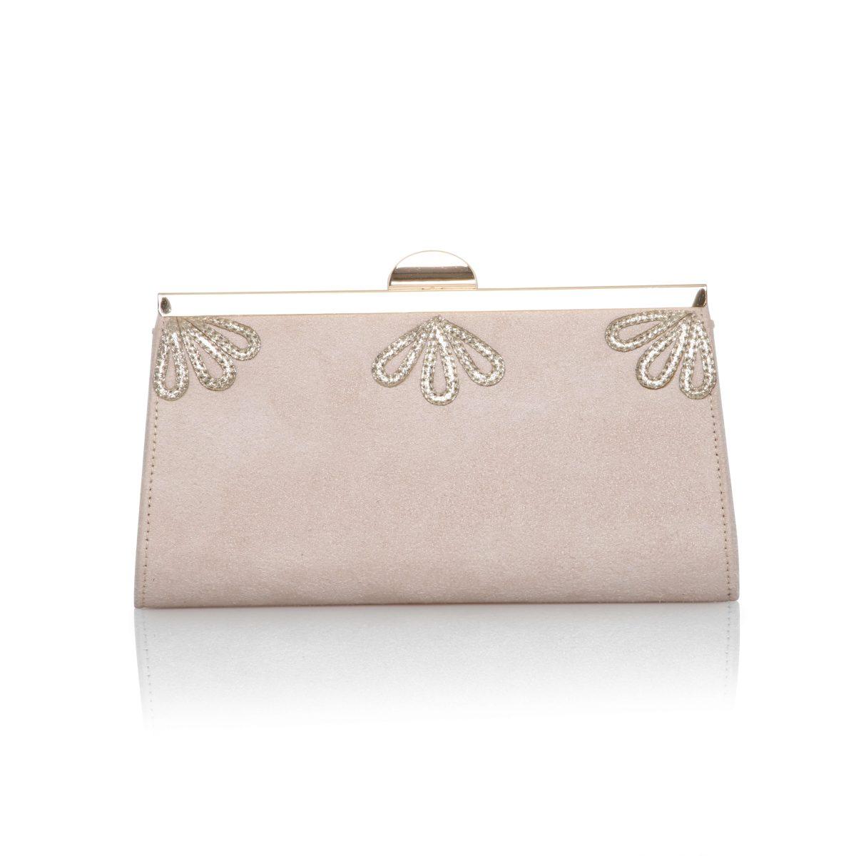 Perfect Bridal Sage Bag - Blush 1