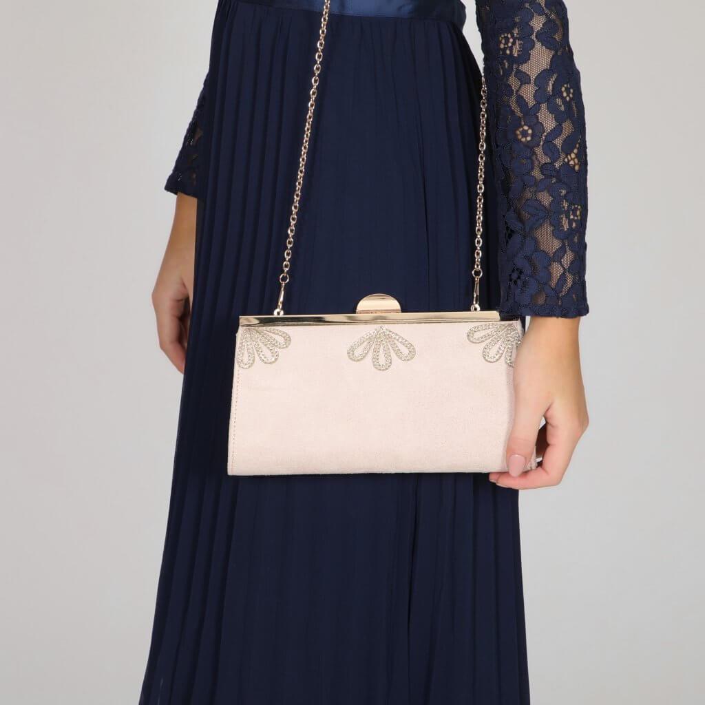 Perfect Bridal Sage Bag - Blush 2