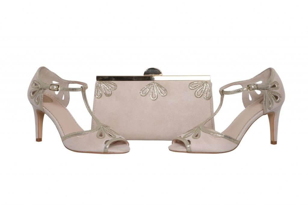 Perfect Bridal Sage Bag - Blush 3