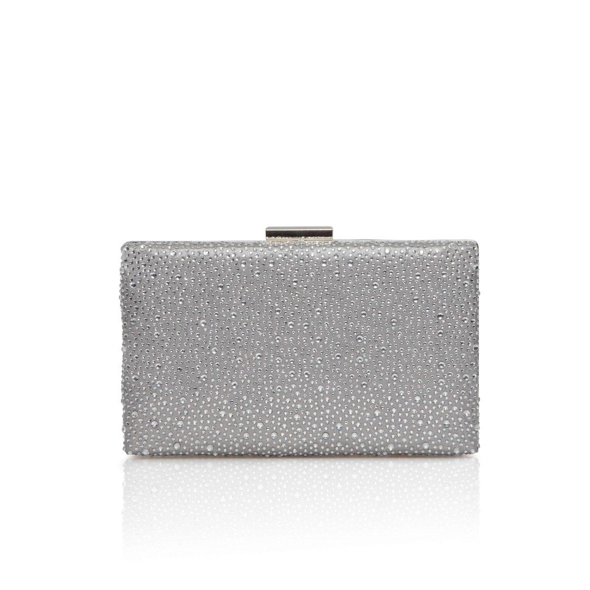 Perfect Bridal Sorrel Bridal Bag - Silver 1