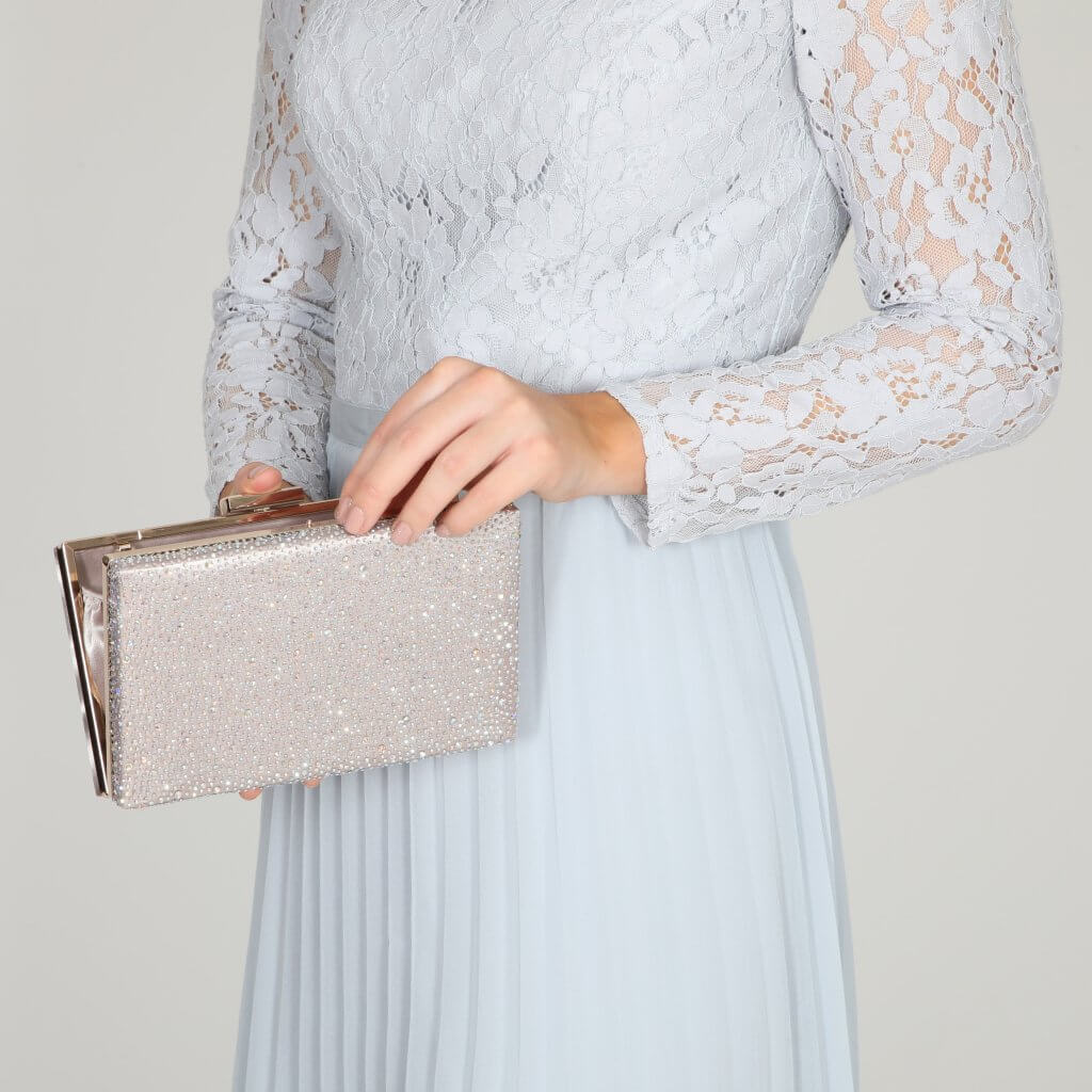 Perfect Bridal Sorrel Bridal Bag - Taupe 5