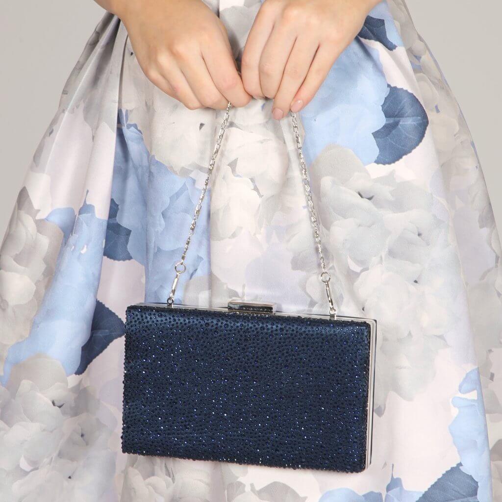 Perfect Bridal Sorrel Bridal Bag - Navy 3